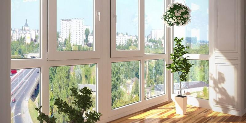 Алюминевые окна в Омске